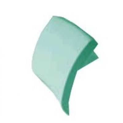 RAVAK Podhlavník CLASSIC zelená