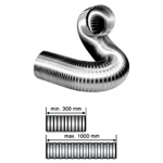 AL FLEXO 125/1M Hliníkové polopružné potrubí