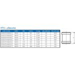 HTU-kanalizační přesuvka 110