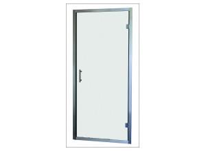 LUX-P 80 Arttec sprchové dveře do niky-křídlové