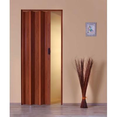 Dveře shrnovací plastové Design do výšky 200 cm