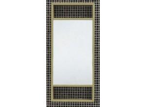 T 580 90 x 40 tmavý ořech Hopa zrcadlo