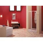 AMMAN 137 x 24 Teiko  Masážní sprchový panel - bílá
