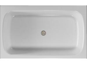 Akrylátová vanička do bytových jader 125 x 76 Sanotti