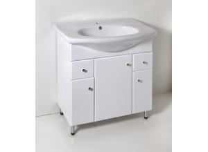BELLA 80 2S Olsen-Spa koupelnová skříňka s umyvadlem