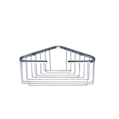 OP 107-26 Nimco Koupelnová drátěná rohová polička