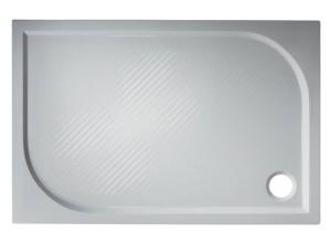 Plovdiv 100×80 Hopa vanička sprchová mramorová
