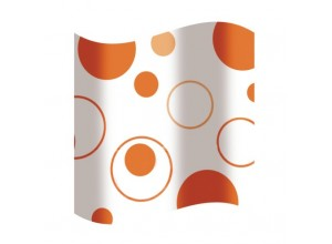KD02100817 Olsen-Spa koupelnový závěs plast