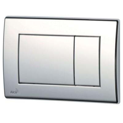 M271 AlcaPlast Tlačítko ovládací leštěný chrom