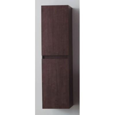 A 1440 Pravá tmavý ořech Hopa koupelnová skříňka boční