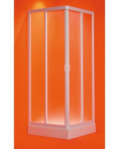 ANGELO 90-85 × 110-105 × 185 cm Olsen-Spa sprchová zástěna