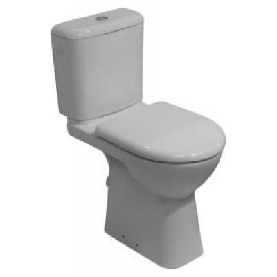 H8236160000001 JIKA WC kombi mísa zvýšená 50 cm, zadní - hluboké splachování