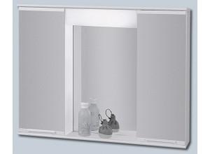 """LUMIX II 60 x 40 Olsen-Spa zrcadlová skříňka """"galerka"""" kovová"""