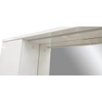 SELLA SILVER 80 L Armatura Zrcadlová skříňka s LED osvětlením 80 - LEVÁ