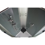 MARTY 90 Well Sprchový box se sedátkem + sifon ZDARMA