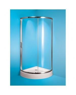 LORCA 90 (83) cm čiré sklo Olsen-Spa sprchový kout