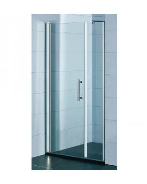 GAMA 100×190 cm čiré Well sprchové dveře do niky