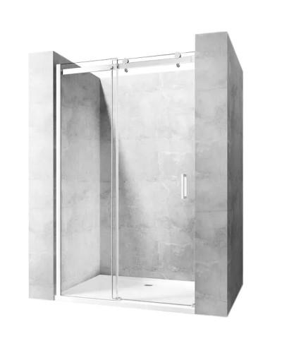 NOX 120 L Well Luxusní Sprchové dveře posuvné na rolnách