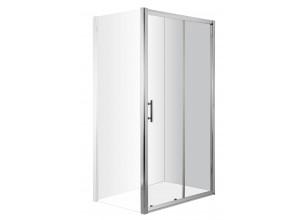 NYCity 140 Clear Sprchové dveře posuvné