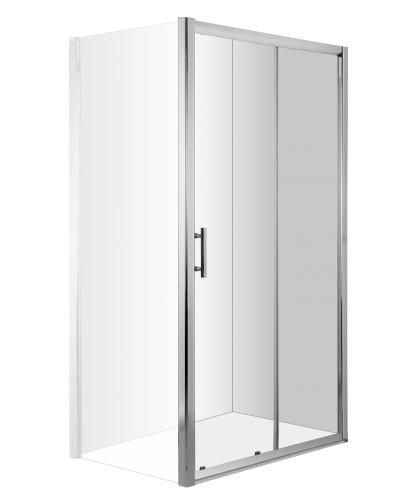 NYCity 100 Clear Sprchové dveře posuvné