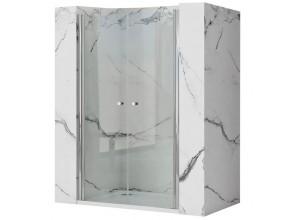 WESPA 100 Well Sprchové dveře dvoukřídlé - lítačky