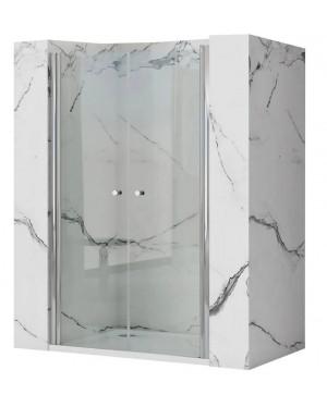 WESPA 90 Well Sprchové dveře dvoukřídlé - lítačky