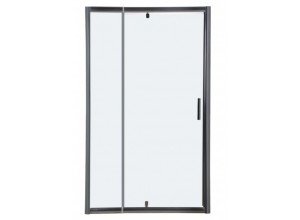 ZETA 120 Well sprchové dveře do niky 98 - 121 cm