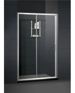 ELCHE II 150x195cm frost Hopa sprchové dveře do niky