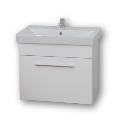 FUN 60 Olsen-Spa koupelnová skříňka + keramické umyvadlo
