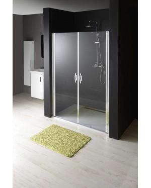 GO2812 ONE Gelco Sprchové dveře dvoudílné otočné - sklo čiré