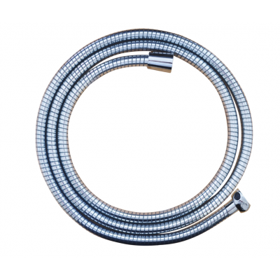 091250 ARUBA Sprchová hadice plast, kov 150 cm - chrom