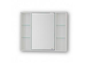 SÉVIS 70 Olsen-Spa Horní závěsná zrcadlová skříňka - 70 x 58,5 x 14 cm