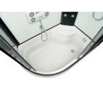 LORAIN 120x80 pravá Well sprchový masážní box + sifon ZDARMA - Obrázek (4)