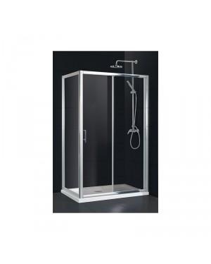 ELCHE II KOMBI 130 x 80 čiré Hopa Obdélníkový sprchový kout