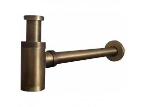 SIFON Well mosazný starožitná bronz