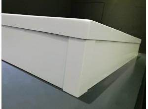ROCKY obdélník 100x80 a 100x90 Krycí panel k vaničce