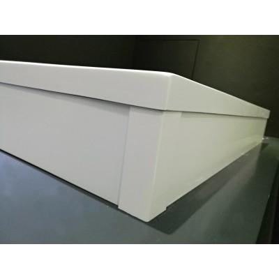 ROCKY čtverec 80x80 Krycí panel k vaničce