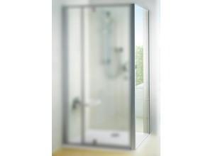 RAVAK PPS-80 Pevná stěna sprchová 80 cm bílá