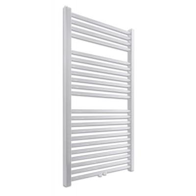 PRIMO-N/MM Koupelnový žebřík (radiátor) - bílý v. 1160 mm, š. 400