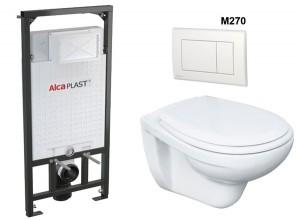 A101/1200 + M270 Sádromodul AlcaPLAST Kompletní instalační set