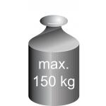 A0042001 Sedátko do vany / stupátko, nosnost 150 KG - bílá