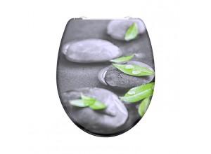 STONE duroplastové WC sedátko se systémem soft-close