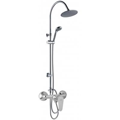 KREIS TIRA 4 Well Sprchový set se sprchovou baterií
