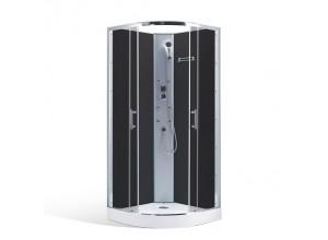 SILVIE 90 Well Hydromasážní sprchový box