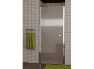 SL1 0800 50 30 SanSwiss Sprchové dveře jednokřídlé 80 cm