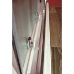 SMARAGD 80 chinchila NEW Arttec Sprchový kout čtvercový