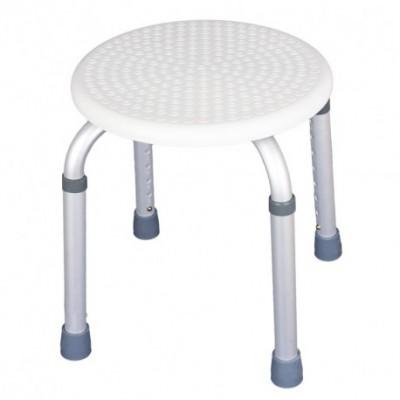 Sprchová stolička, kulatá