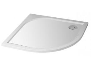 STONE 8080R Arttec sprchová vanička čtvrtkruhová