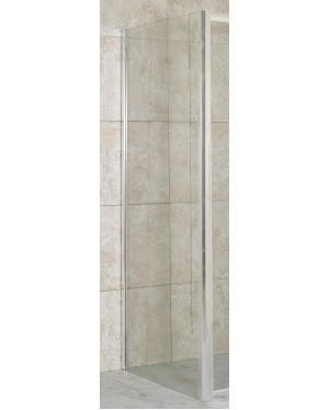 C+D 90 Clear Well Pevná stěna ke sprchovým dveřím Costa a Dias