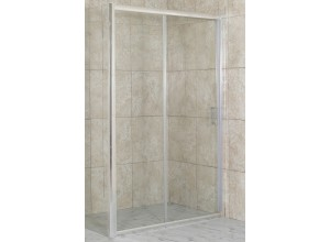 DIAS 130 Grape Well Dvoudílné sprchové dveře posuvné